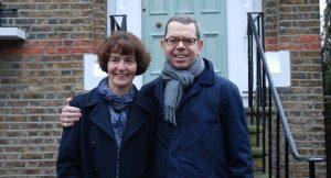 Nicola and Simon Whittock