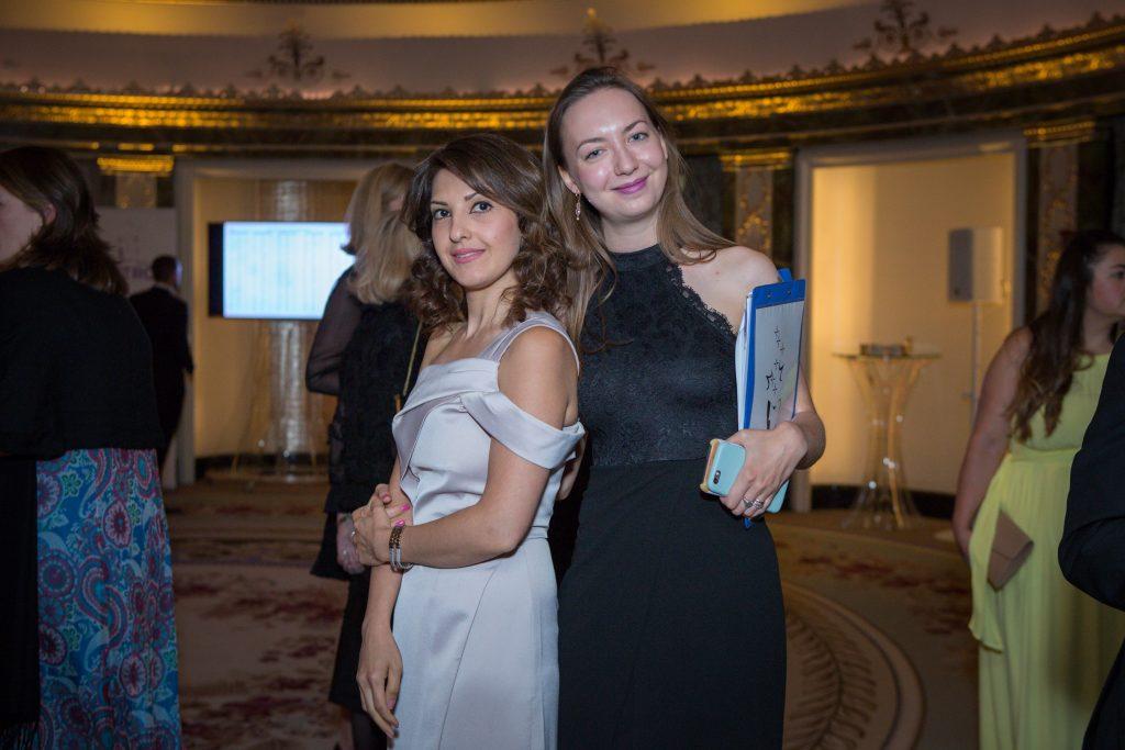 Homa and Katerina