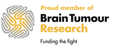 Proud member of Brain Tumour Research